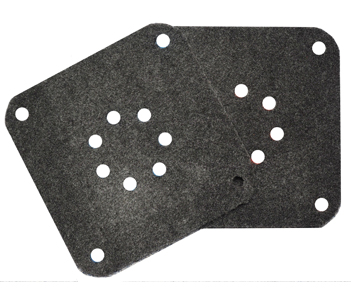 Adhesive Pads - Industrial Felt Pads