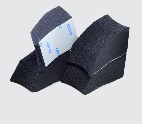 Adhesive Pads - Nitrile PVC Pads