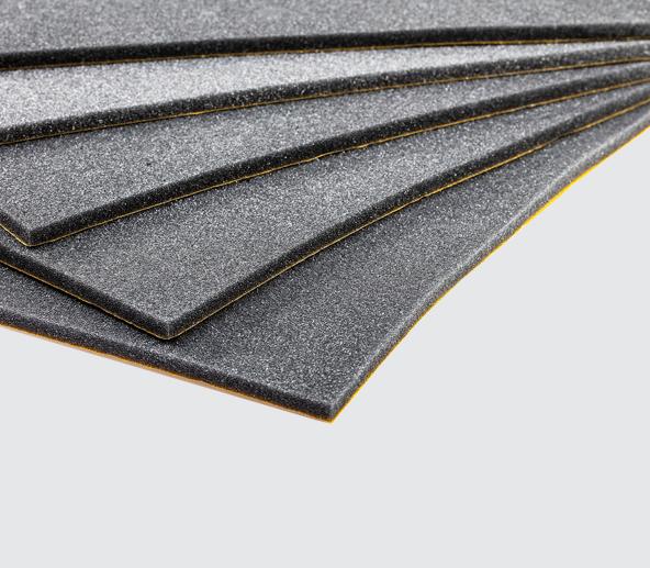 Adhesive Pads - Polyurethane Foam Pads