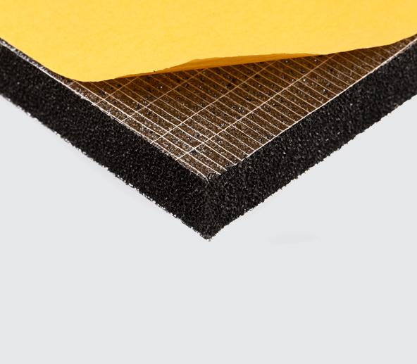Adhesive Pads - Pyrosorb Foam Pads