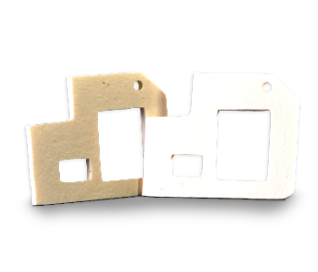 Adhesive Pads - Silicone Rubber Pads