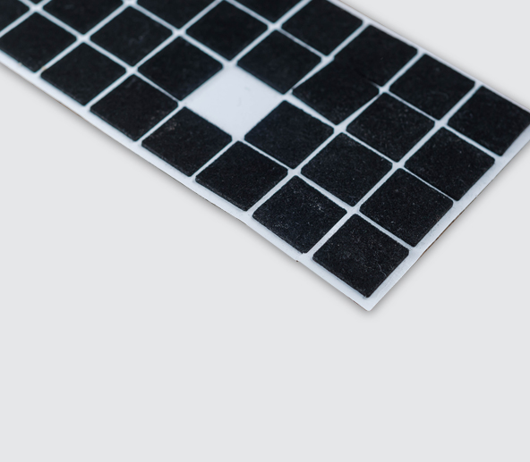 Adhesive Pads - Synthetic Felt Pads