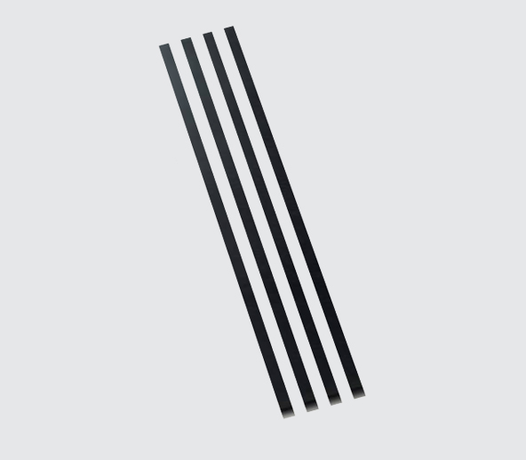 Adhesive Strips - EPDM Rubber Strip