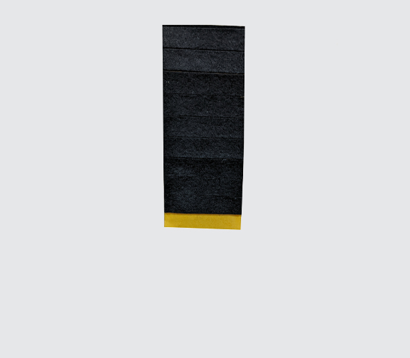 Adhesive Strips - Industrial Felt Strips