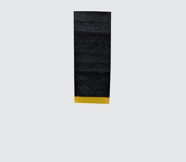 Adhesive Strips - Industrial Felt Strips