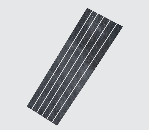 Adhesive Strips - Insertion Rubber Strip