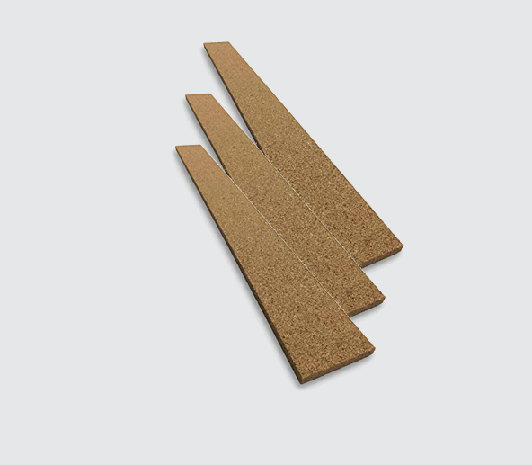 Adhesive Strips - Natural Cork Strips