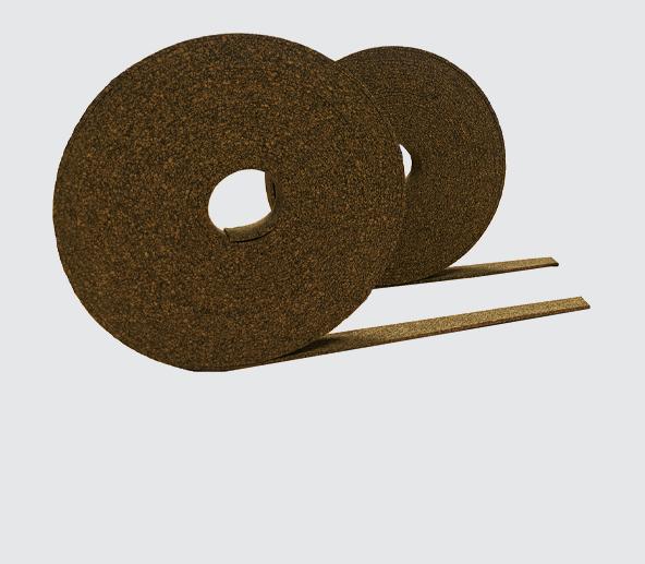 Adhesive Strips - Nitrile Cork Strips