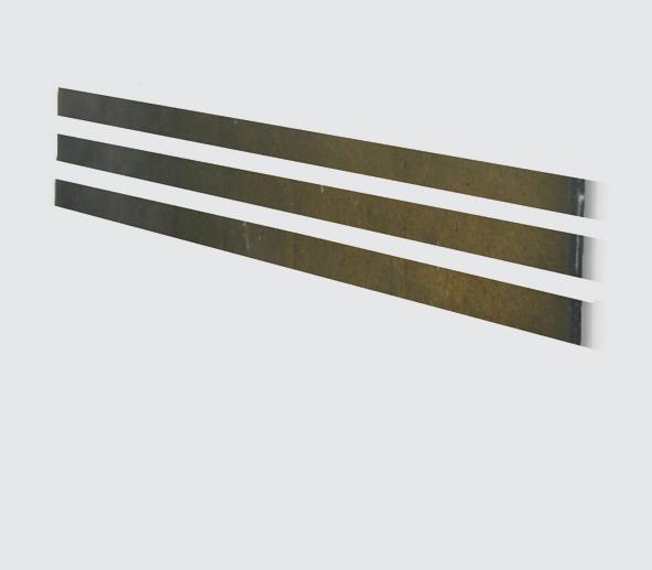 Adhesive Strips - Viton Rubber Strip