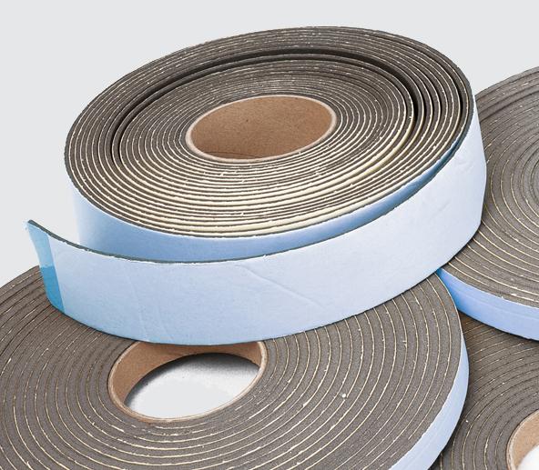 Adhesive Tapes - EPDM Sponge Tape