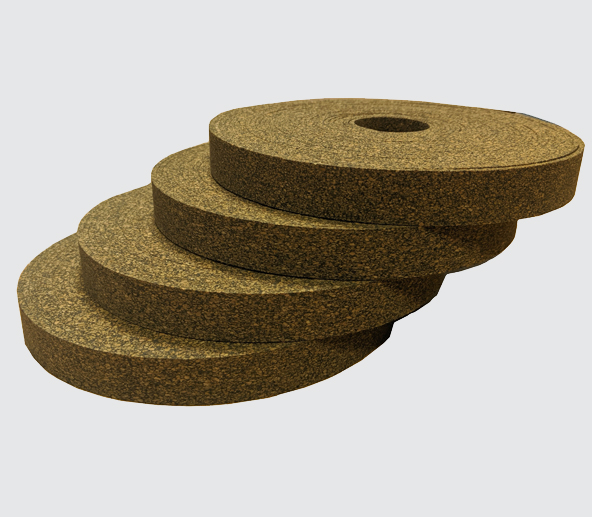 Adhesive Tapes - Neoprene Cork Tapes