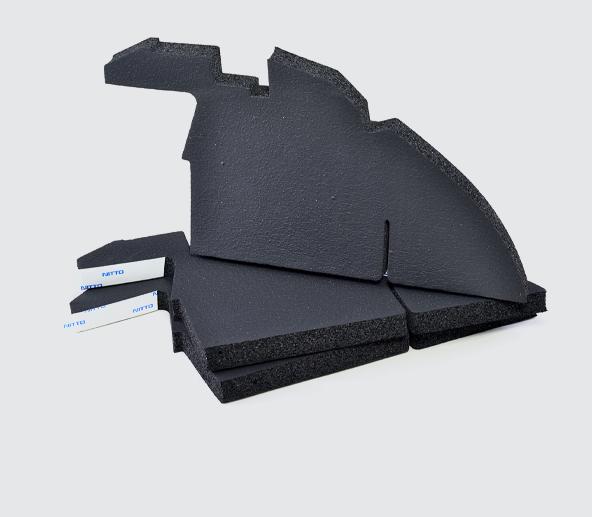 Custom Products - Kaiflex EPDM Gaskets