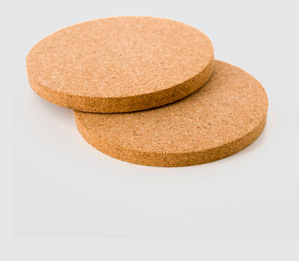 Gaskets - Natural Cork Gaskets
