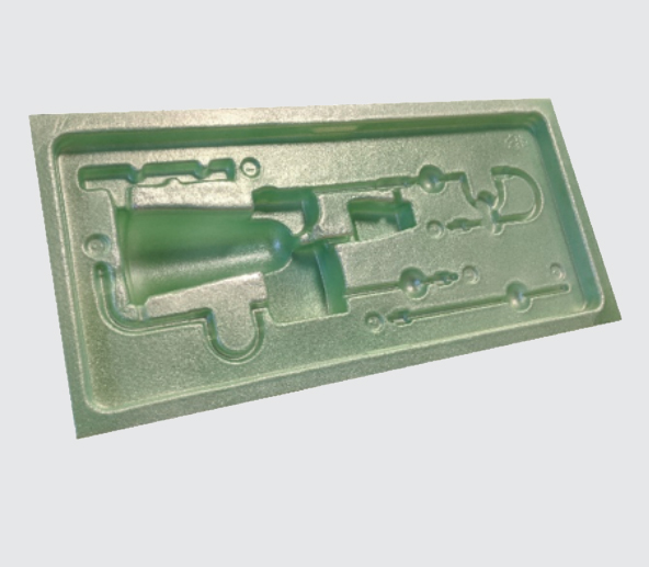 Packaging & Protection - Transit Tray