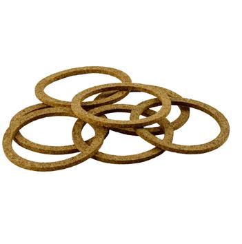 Sealing Solutions - Natural Cork Washers