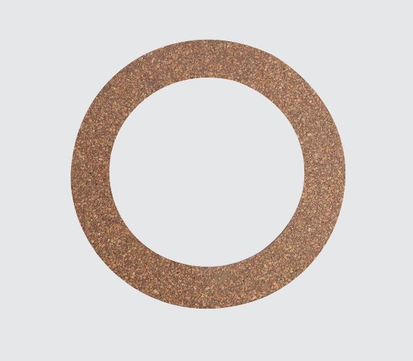Neoprene cork washers for sealing