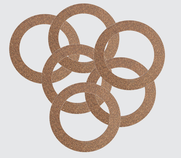 Sealing Solutions - Nitrile Cork Washers